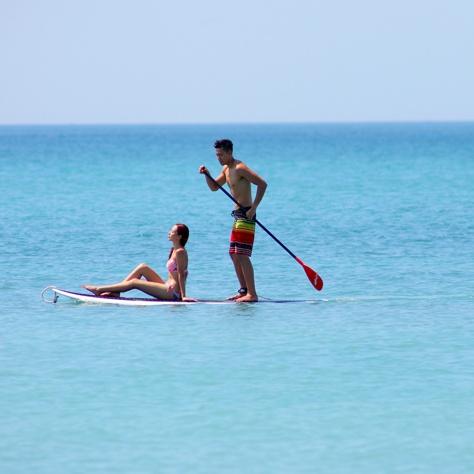 Sup Taiwan Kenting Chateau Beach Resort